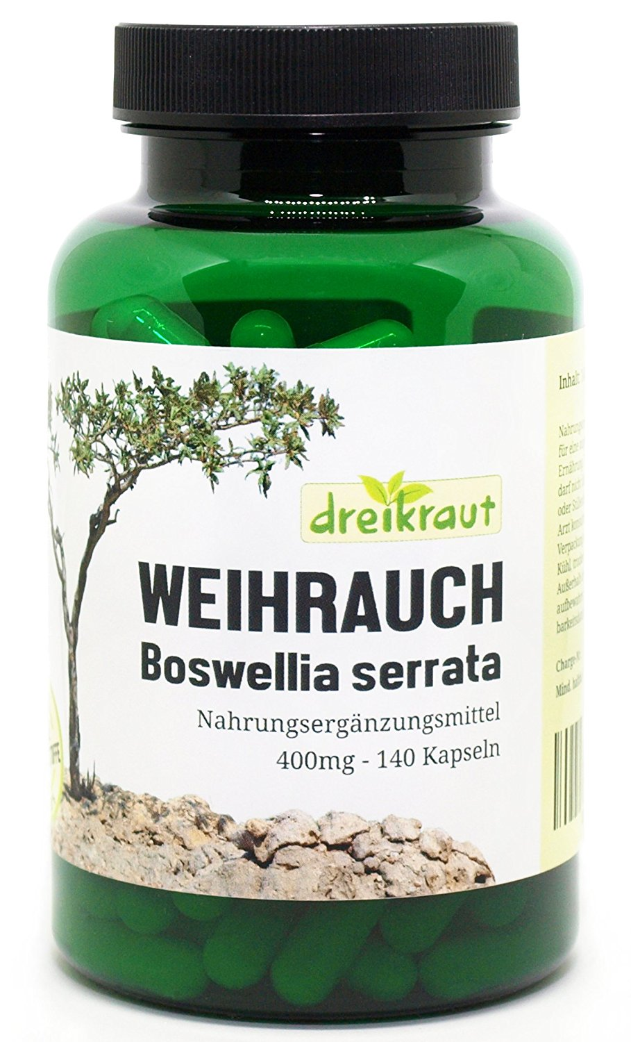 weihrauch kapseln boswellia serrata superfoods. Black Bedroom Furniture Sets. Home Design Ideas
