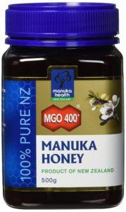 Manuka-Honig MGO 400+ im Glas