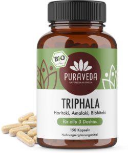 Bio Triphala Kapseln