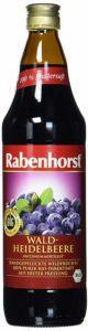 Rabenhorst Waldheidelbeersaft