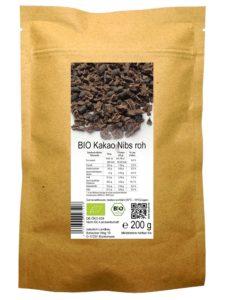 Bio Kakaonibs bestellen