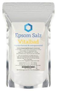 Epsom Salz online kaufen