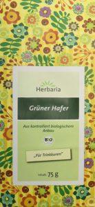 Grüner Hafertee kaufen